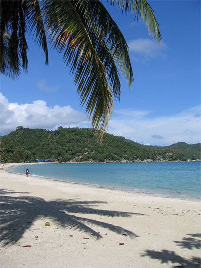 Thong Nai Pan beach