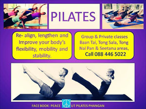 koh phangan pilates